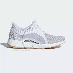 AdidasPureBoost X Clima Women Running Shoes New